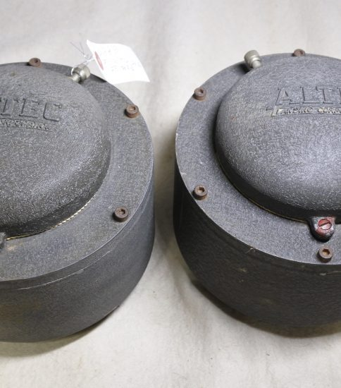 Altec 288B Drivers original diaphragm ¥385,000/Pair