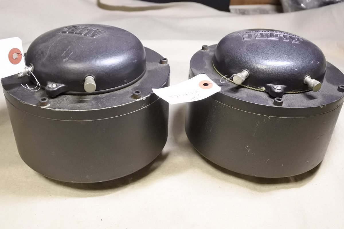 Altec 288C Drivers original diaphragm \330,000/Pair