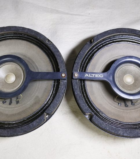 Altec 409-8D 8″ 2Way speakers ¥77,000/Pair