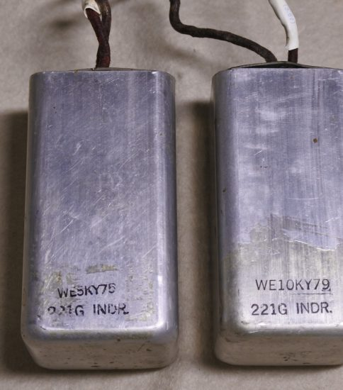 Western electric  221G  RET ¥110,000/Pair