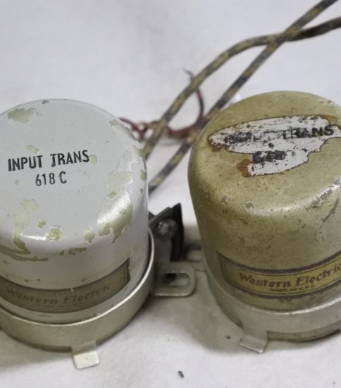 Western electric 618C Input transformers ¥Sold out!!