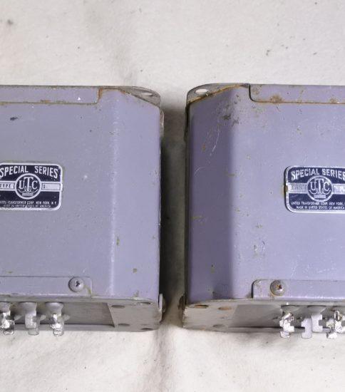 UTC  S-58  Transformers ¥55,000/Pair