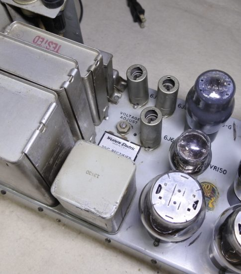 Western electric  20C  Rectifier (Power supply) ¥Ask!!