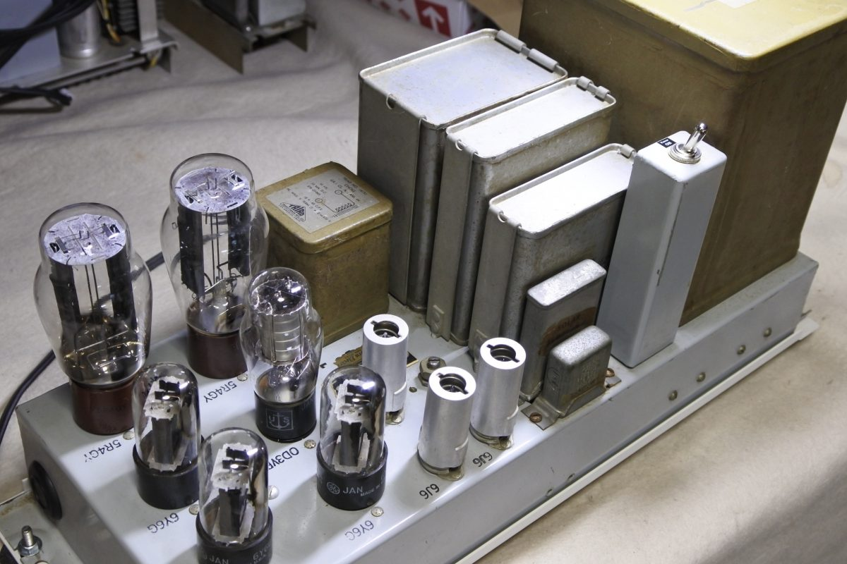Western electric 20C  Rectifier ¥ASK!!
