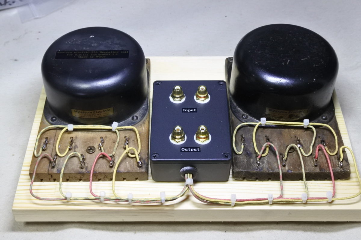 Western electric 77A  Repeating Coil  ¥Sold out!!