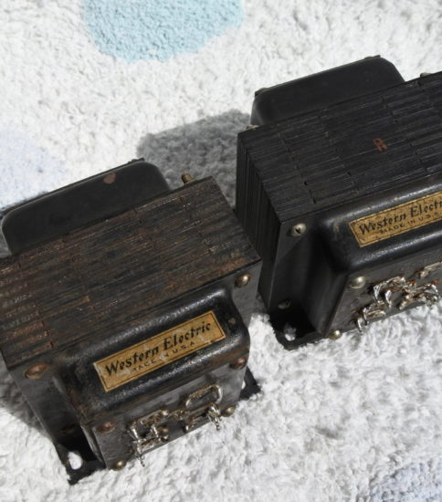 Western electric 90B  Power transformer ¥132,000/Each