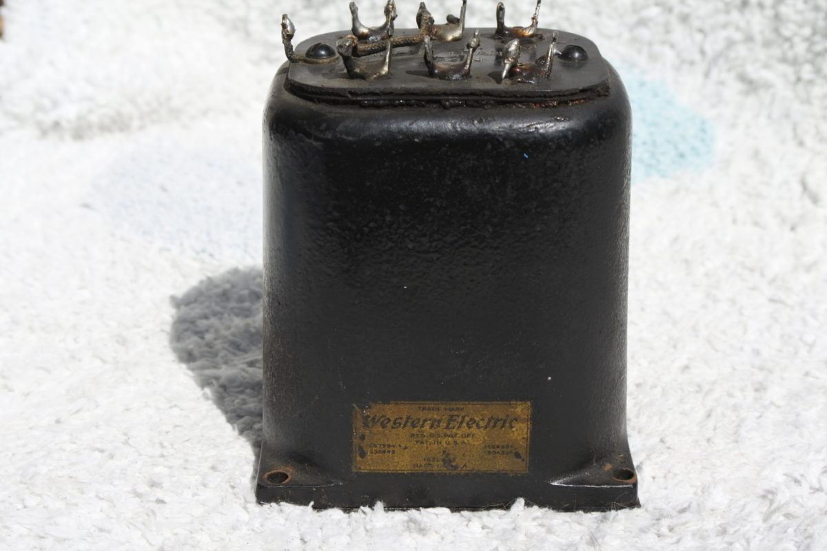 Western electric 233J  IPT ¥Sold out!!