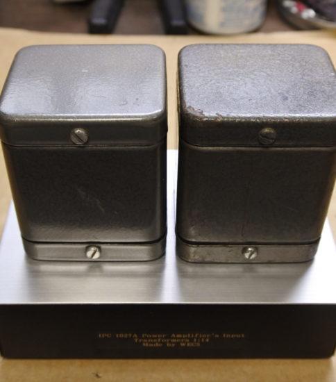 Altec Peerless PB2084 Input Transformers ¥165,000
