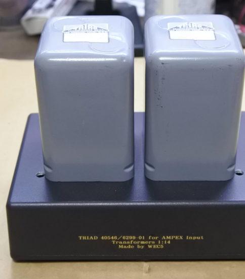TRIAD  6299-01  Input Transformers ¥165,000