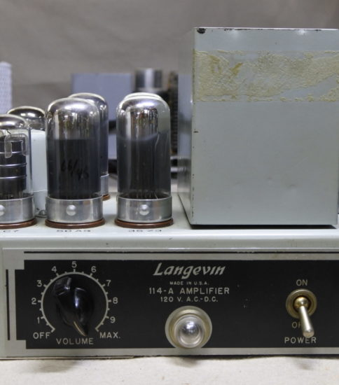 Langevin  114A  Power Amplifier ¥330,000
