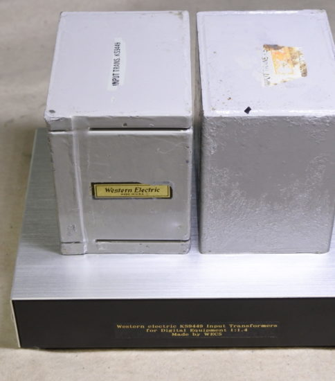 Western electric KS9449  Input transormers ¥Sold out!!