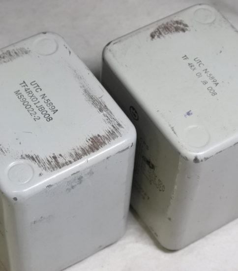 UTC  N589A  HT 6.3V/10A ¥44,000/Pair