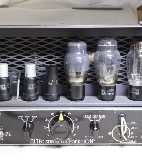 Rare !! Altec  AA-1000  Power Amplifier  ¥Ask!!