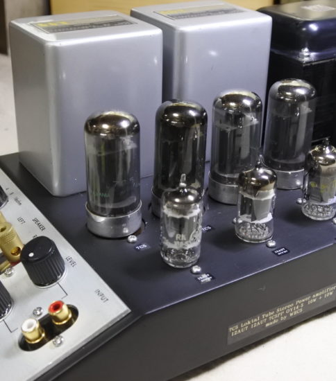 7C5PP Stereo Power amplifier ¥198,000
