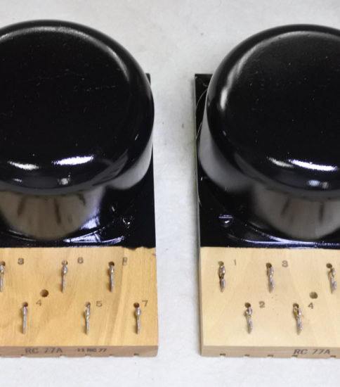Western electric 77A REP NOS  ¥330,000/Pair