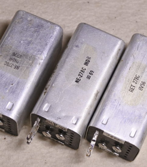 Western electric 278C RET ¥44,000/Each