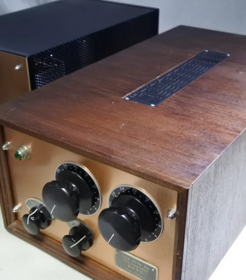 LCR Type Stereo Preamplifier ¥Ask!!
