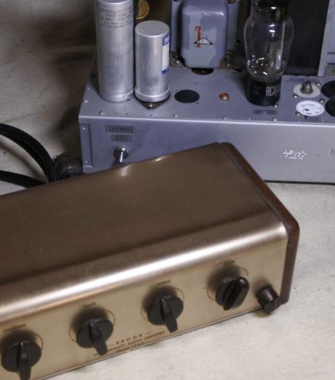 Brook Model 3C Mono-Preamplifier ¥550,000