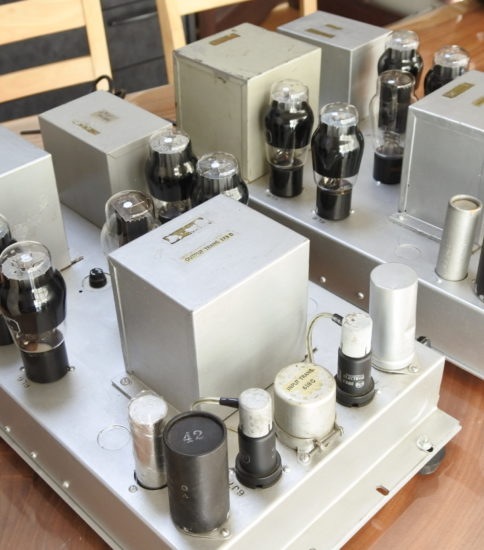 Western electric 118A Power amplifiers ¥Ask!!