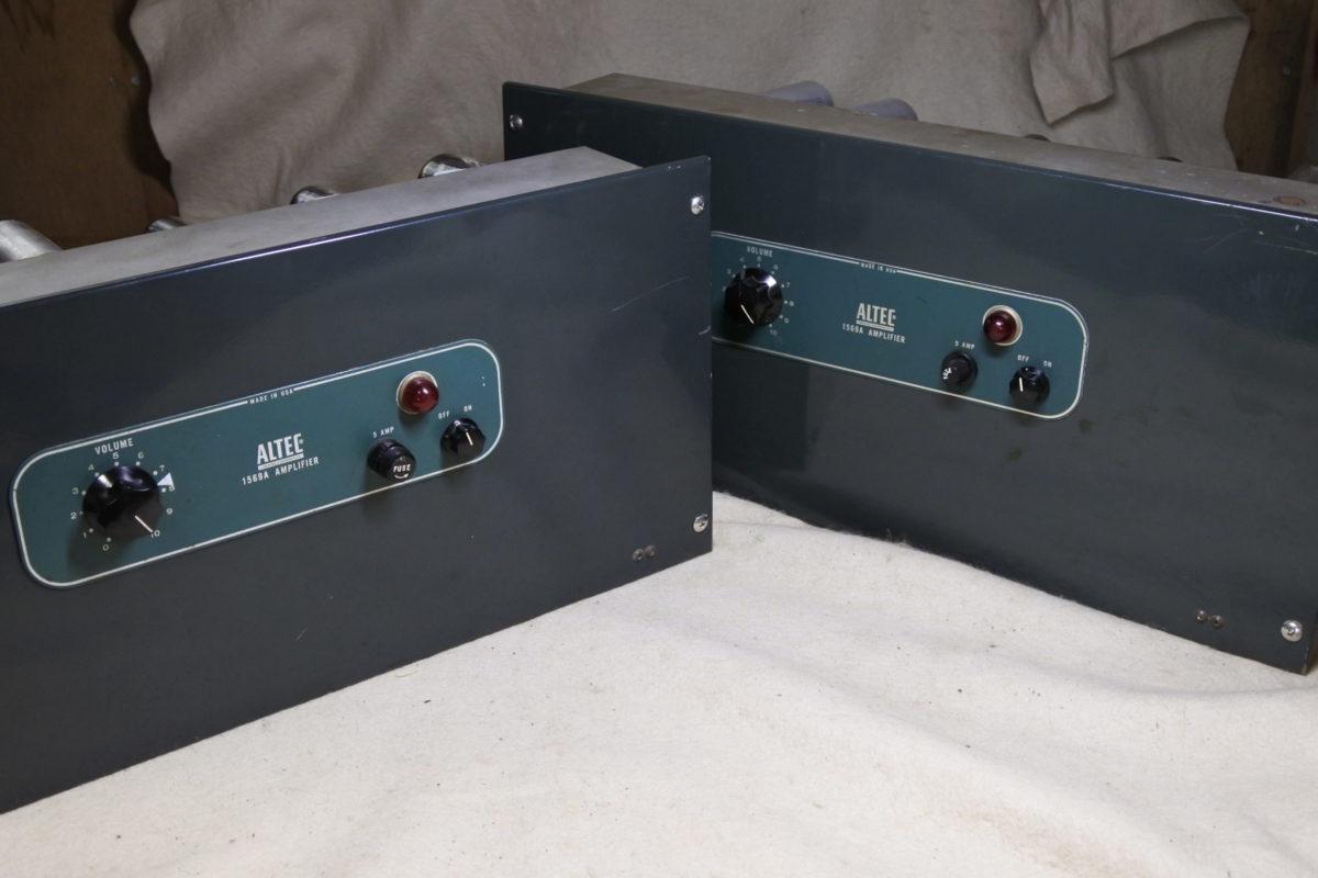 Altec 1569A Power amplifiers ¥550,000/Pair
