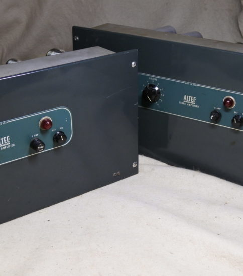 Altec 1569A Power amplifiers ¥550,000/Pair