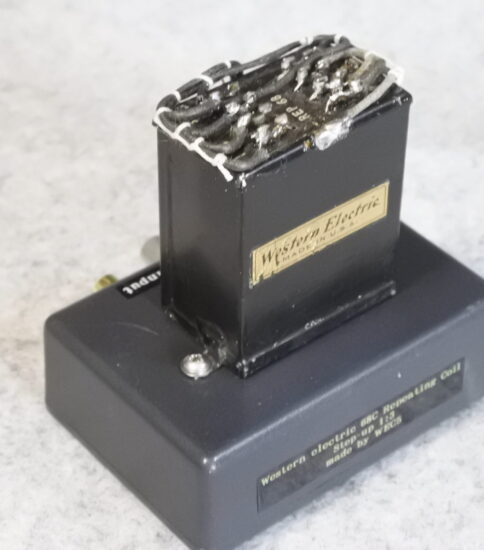 Western electric 68C REP step up transformer ¥66,000