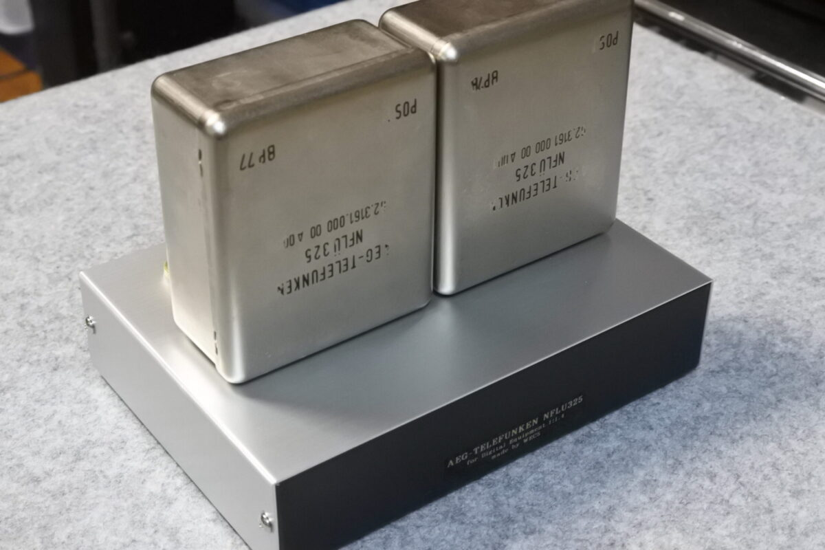 TELEFUNKEN NFLU325 Input Transformers 1:1.4  ¥154,000