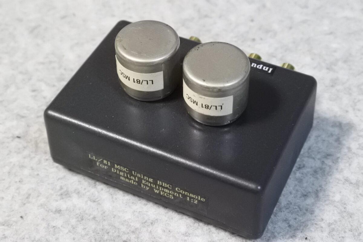 BBC LL/81 MSC  Input Transformers 1:2  ¥88,000