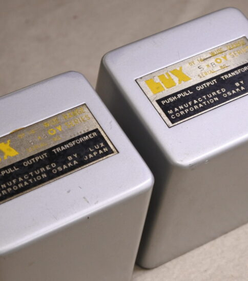 Lux OY-14-5 Output Transformers ¥44,000/Pair