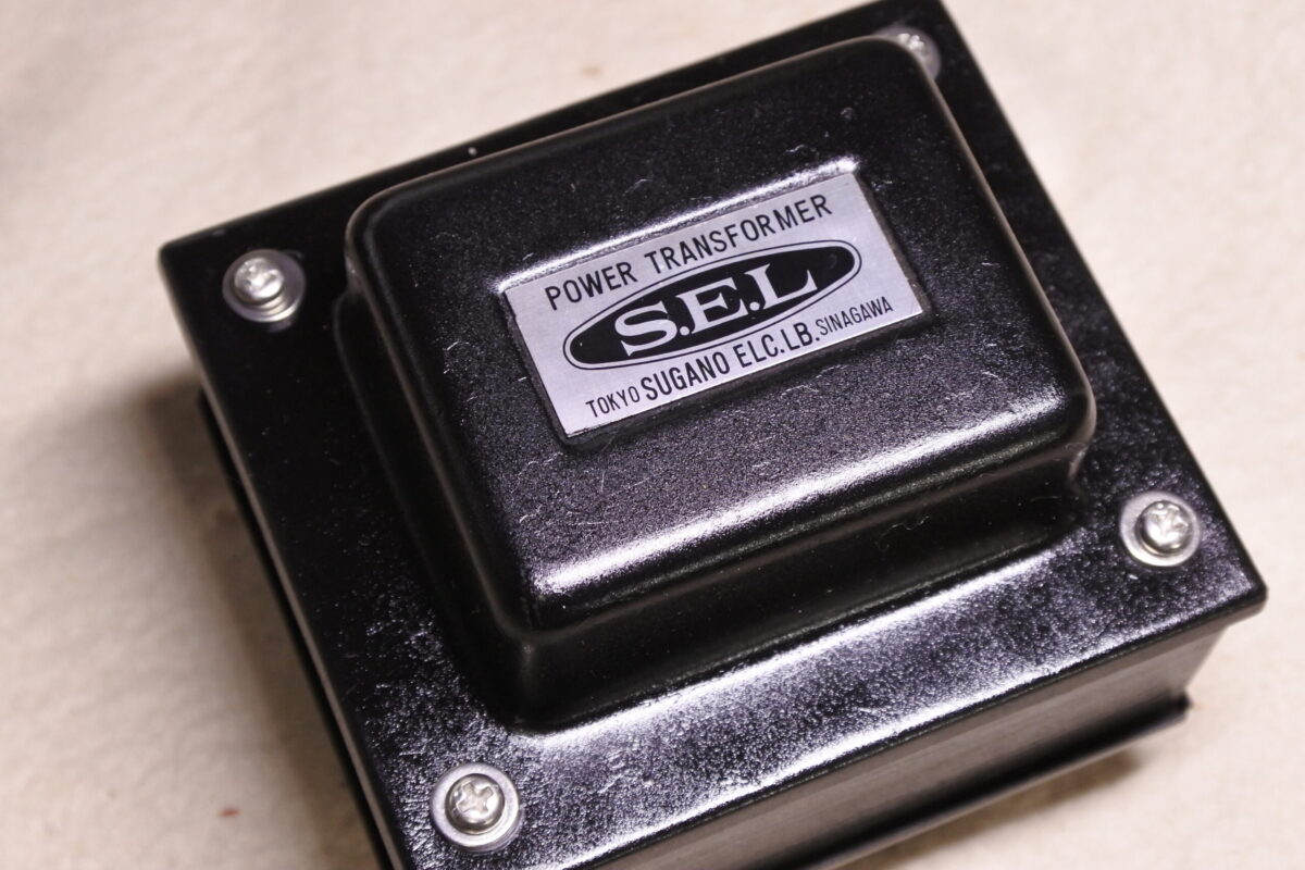 SEL Power transformer  ¥15,400