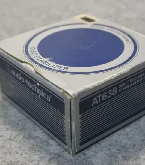 Audio-Technica AT-638 Disk Stabilizer ¥11,000