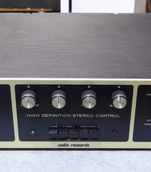 Audio Reserch SP-3 Stereo Preamplifier ¥Ask!!