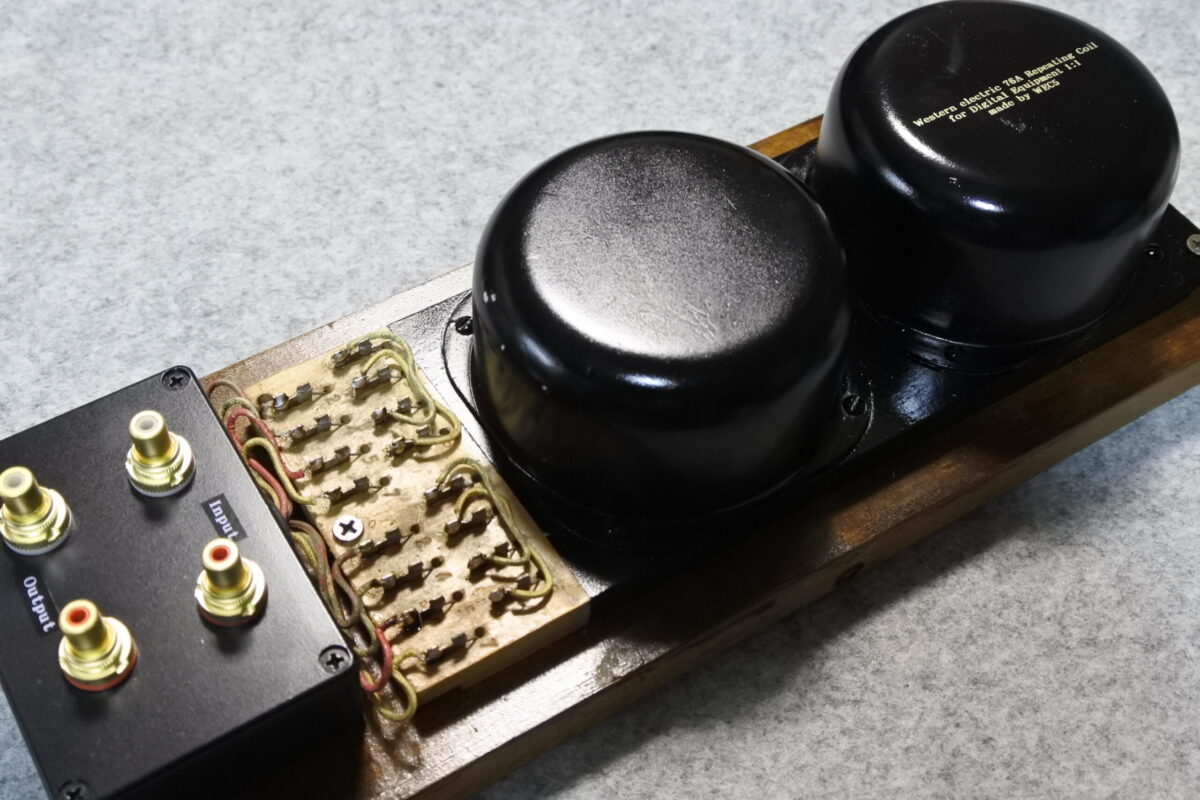 Western electric 76A Repeating coil  ¥Ask!!