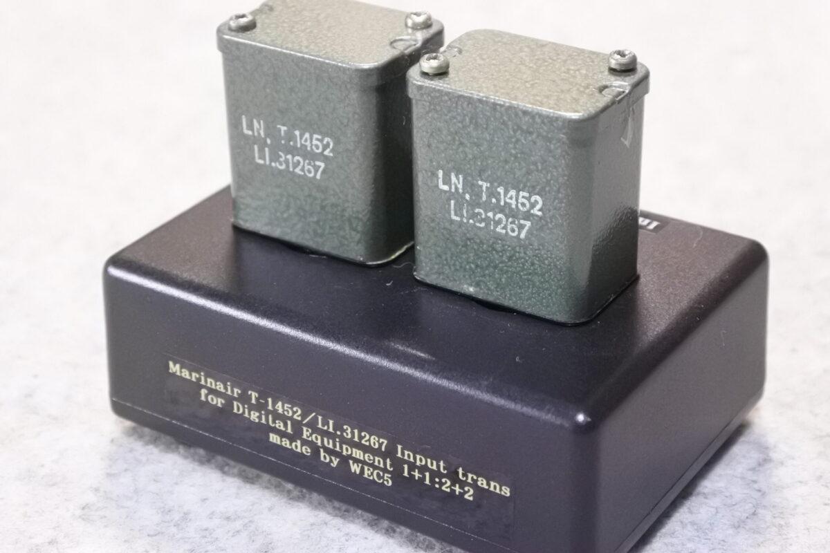 Marinair T-1452(Neve L31267) Input Transformers  ¥198,000