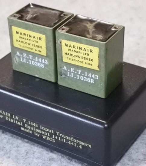 Marinair T.1443(Neve10368) Input Transformers ¥198,000