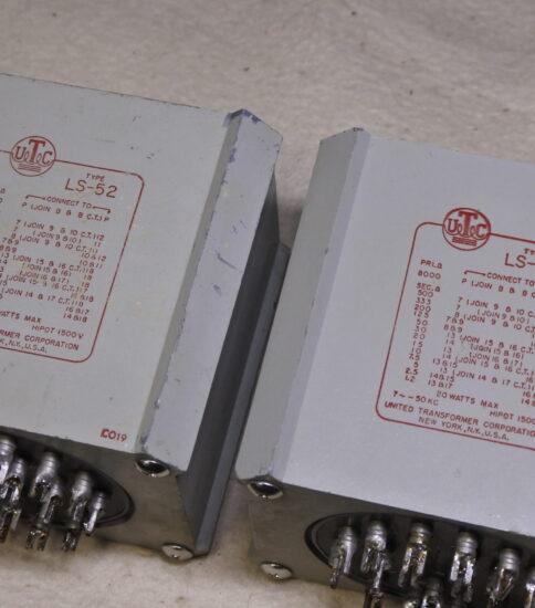 UTC LS-52 OPT  ¥176,000/Pair