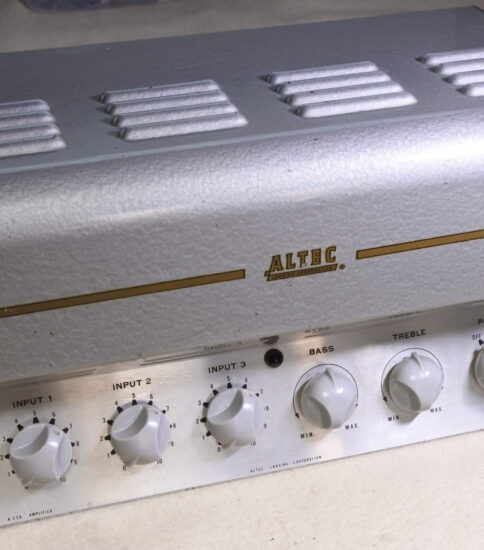 Altec A326A Monaural amplifier  ¥Ask!!