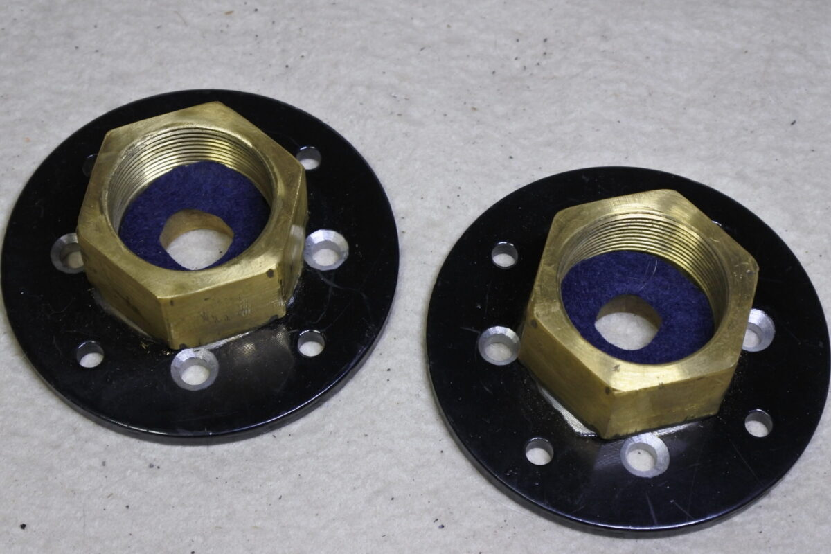 Mounting adapter for WE555  ¥55,000/Pair