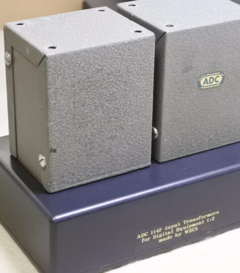 ADC 114F Input Transformers ¥88,000