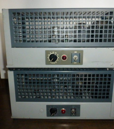 Western Electric KS-16608 Power Amplifiers ¥550,000/Pair