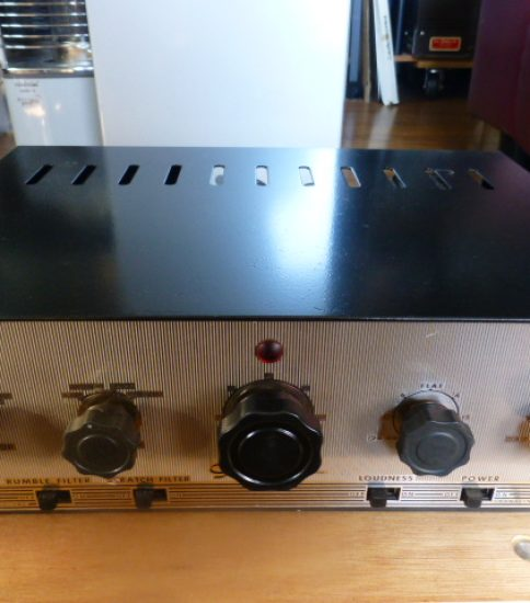 Grommes PSG10 Mono Power Amplifier ¥77,000