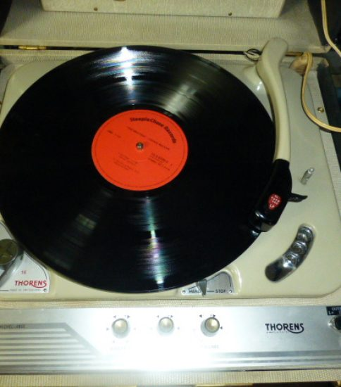Thorens TD-184 Electric phonograph ¥Sold out!!