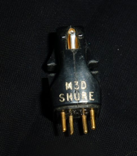 Shure M3D Stereo Cartridge ¥Sold out!!